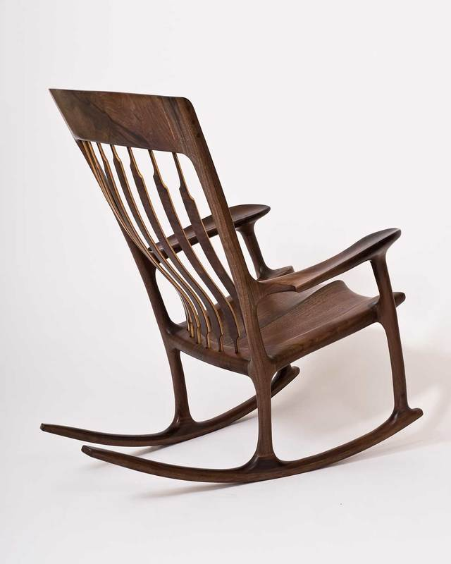 The Following Photos Show A Chair I Made From A Walnut Tree Harvested From  George Washingtonu0027s Mount Vernon Plantation. This Tree Was Alive When  George Was ...